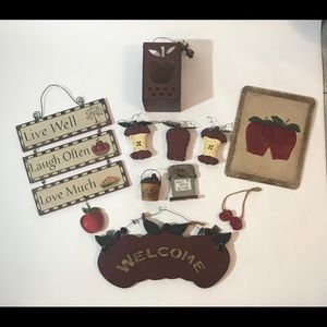 Other - Apple Decor Bundle